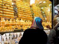 Gram altının fiyatı rekor kırıp, 400 TL'yi aştı
