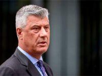 Kosova Cumhurbaşkanı Taçi Lahey'de ifade verecek