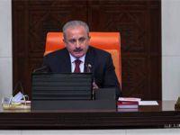 Şentop: Cumhurbaşkanımızın döneminde Ayasofya'nın açılması hakikaten anlamlı
