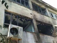 Dezenfektan üretilen meslek lisesinde patlama: Bir öğretmen hayatını kaybetti