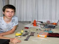 Hakkarili Liseli Özbek, pandemi sürecini yazılım projeleriyle geçirdi