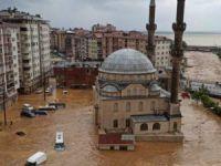 AFAD'tan Rize'deki sele ilişkin açıklama