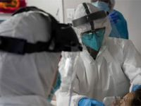 ABD'de günlük koronavirüs ölümleri 1.468 ile Mayıs ortasından bu yana en yüksek seviyeye ulaştı