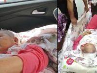 Yeğeni Hakkari'de şehit düşen kadına Ambulans vermediler!
