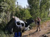 Özalp'ta feci kaza: 2 ölü, 5 yaralı
