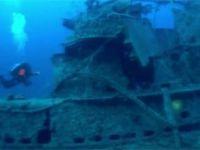 Deniz altındaki ölüm tuzağı