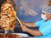 Hakkari'de Han Et & Tavuk Döner Salonu açıldı