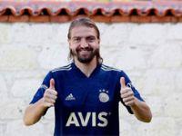 Fenerbahçe'nin bugün transferini açıkladığı üçüncü futbolcu Caner Erkin