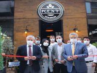 """Hakkari'de 'Pgent Cafe Bistro"""" hizmete açıldı"""