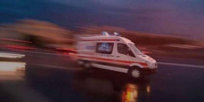 İşçilerin taşındığı midibüste kaza: 2 ölü, 18 yaralı