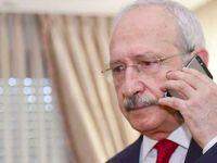 Kılıçdaroğlu'ndan Sancar'a başsağlığı telefonu