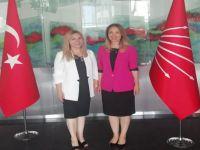 Kadın Kolları Başkanı Çivi, CHP MYK Üyeliğine Seçildi