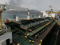 ABD'nin İran'a ait 4 petrol tankerine el koyduğunu iddia edildi