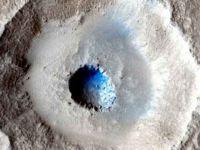 NASA'dan 'Kızıl Gezegen' paylaşımı
