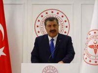 Bakan Koca: İzmir'de 1 ay öncesine göre yüzde 42 vaka artışı var
