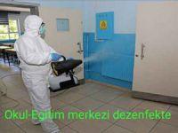 Miss-Pak temizlikten dezenfektan  hizmeti