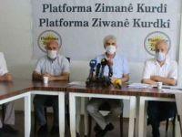 'İlk okuldan üniversiteye Kürtçe eğitim dili olmalı'