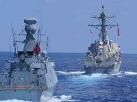 Barbaros Hayreddin Paşa gemisi için 18 Ekim'e kadar NAVTEX ilan edildi
