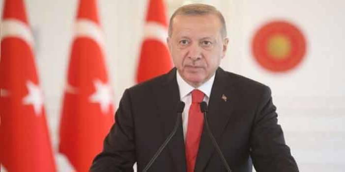 Erdoğan: Sorunları diyalog yoluyla çözüme kavuşturmak niyetindeyiz