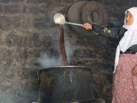 Şırnak'ın köylerinde pekmez zamanı!