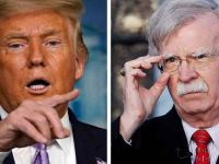 Trump'tan Bolton'a: Bu aptalı dinleseydim 5. dünya savaşında olurduk
