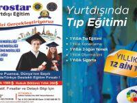 Eurostar Yurt Dışı Eğitimi Artık Van'da'