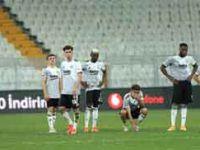 Şampiyonlar Ligi diye yola çıkan Beşiktaş, Avrupa Ligi'ne de gidemedi