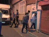 Yabancı uyruklu kadın merdivenlerde ölü bulundu