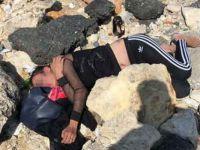 İstanbul'da bir kadın darp edilip kayalıklara atıldı
