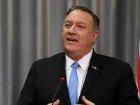Pompeo: İran ile silah ticaretine yaptırım uygulamaya hazırız