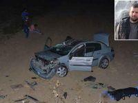 Çocuğu doğduğu gün kazada hayatını kaybetti