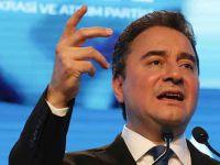 Ali Babacan'dan Yeni Ekonomik Program'a eleştiri