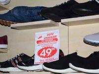 Depo ayakkabının seçili ürünleri 49,90 TL