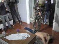 Uyuşturucu satıcılarına yönelik 600 polisle şafak operasyonu