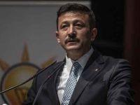 AK Parti'li Hamza Dağ corona virüse yakalandı