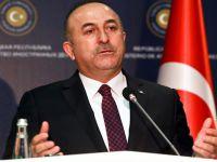 Çavuşoğlu: Rejim, YPG'yi korumak için Afrin'e girerse bizi kimse durduramaz
