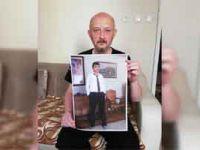 """Oğlu için adalet arayan baba """"TBMM önünde kendimi yakacağım"""" dedi, ifadeye çağrıldı"""