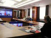 Pekcan, Bulgaristan Ekonomi Bakanı ile görüştü