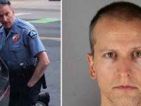 Floyd'u öldüren polisin 3.dereceden cinayet suçlaması düşürüldü