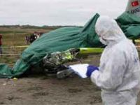 Büyükçekmece'de düşen uçağın pilotu hayatını kaybetti