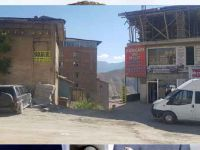 Hakkari'de 580 metrekarelik arazi satışa çıkartıldı