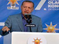 Erdoğan: Macron'un zihinsel tedaviye ihtiyacı var