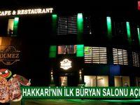 Ölmez Cafe & Restaurant hizmete açıldı