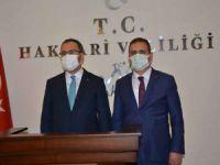 Gençlik ve Spor Bakanı Kasapoğlu Hakkari'de