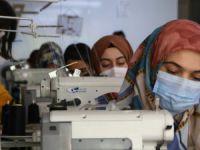 Açtığı tekstil kadınların istihdam alanı oldu