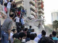 İzmir depreminde ölenlerin sayısı 28'e yükseldi