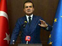 Ak Parti Sözcüsü Çelik, Arınç'ın istifasıyla ilgili konuştu