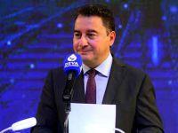Ali Babacan, 'Korkma Türkiye' kampanyasını başlattı