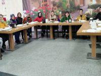 Hakkari'li genç girişimciler Acadebi toplantısı düzenledi