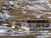 Hakkari kayak merkezi yeni sezona hazır
